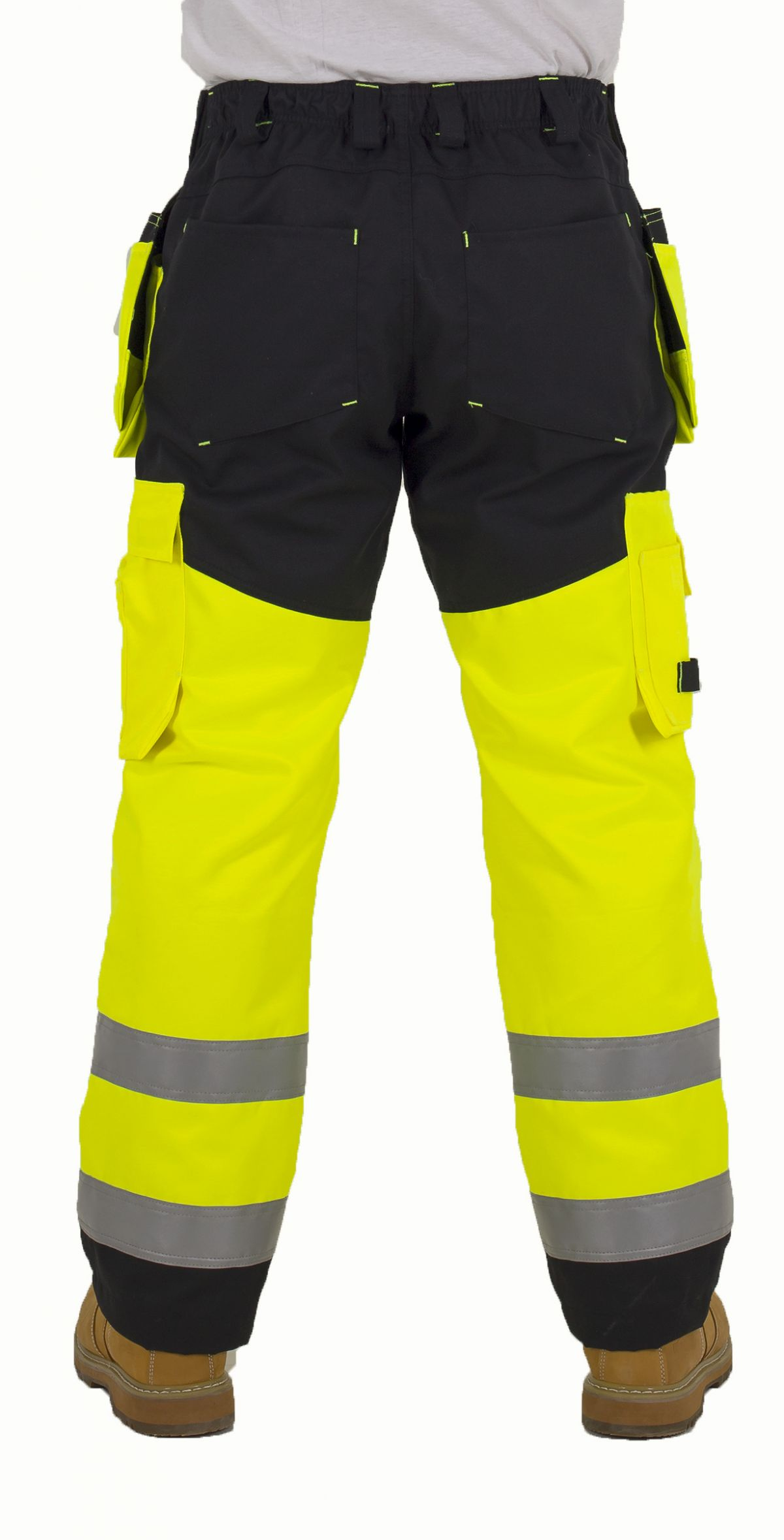 art.2100 trousers with hanging pockets. workwear VELNA