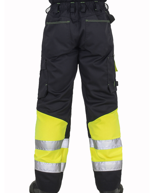 art.2281 hi visibility trousers. workwear. velna.lv
