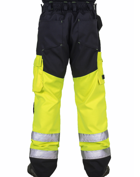 art.2900 trousers . Hi visibility. workwear velna.lv